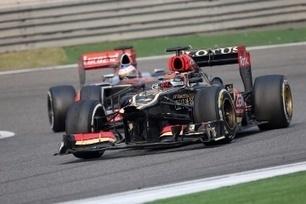 Bahrain Grand Prix 2013: Raikkonen aims to challenge - crash.net | Kimi Raikkonen - Iceman | Scoop.it