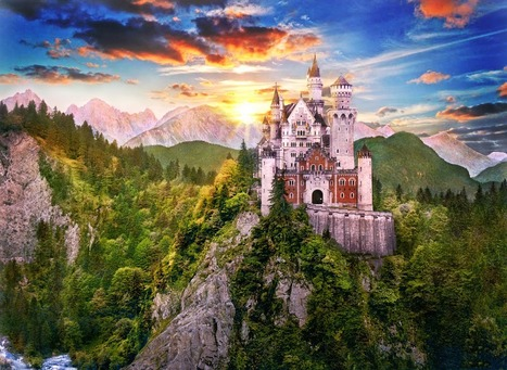 Neuschwanstein Castle | My favourite Collection | Scoop.it
