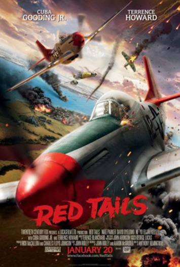 Red Tails Movie | US Air Force Academy AOG & Endowment | Machinimania | Scoop.it