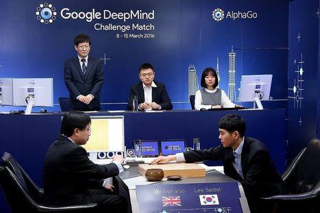 Google's DeepMind defeats legendary Go player Lee Se-dol in historic victory   Post-Sapiens, les êtres technologiques   Scoop.it