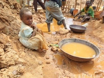 Tanzania's Children and the Toxic Lure of Gold | Think Africa Press | Heal the world | Scoop.it