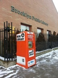 The Mini Libraries | Urban Librarians Unite | Libraries as Sites of Enchantment, Participatory Culture, and Learning | Scoop.it