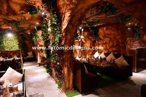 Theme Restaurant, Spice Caves | Interior Designing Services | Scoop.it