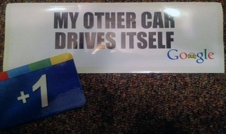 Search In Pics: Google Bumper Sticker, Knitted Android Sleeve & Yahoo's CEOs   SEO Labs   Scoop.it