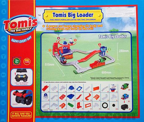 Mainan Kereta Thomas and Friends Tomis Big Loader | Toko Mainan Anak Online | Scoop.it