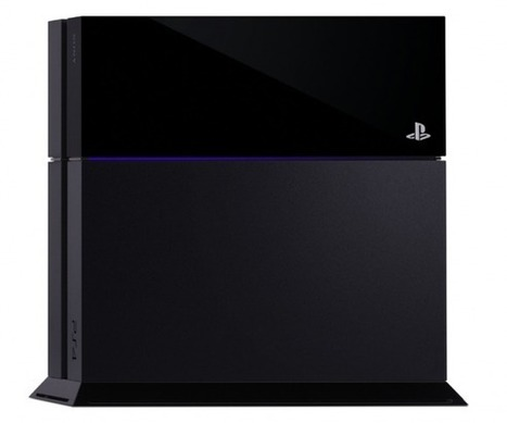 PlayStation 4 console hardware official.. lean back | Video Games | Scoop.it