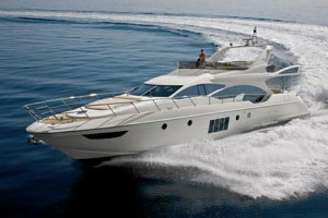 Azimut Flybridge Collection | Boatcare | New Boats | Scoop.it