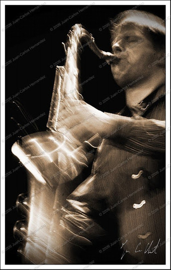 #photo sax Chris Potter by Juan Carlos Hernandez - #Jazz Photographer | JAZZ I FOTOGRAFIA | Scoop.it
