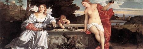 Tiziano Vecellio: opere e stile | Capire l'arte | Scoop.it