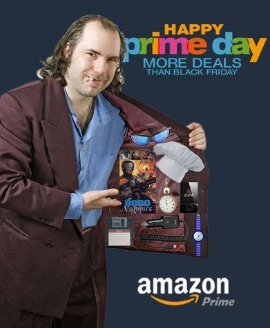Amazon's Prime Day Experiment | Guest Service | Scoop.it