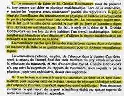 Les Bogdanov condamnés au profit du CNRS | Communication à l'ère du numérique | Scoop.it