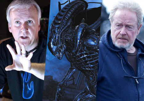 James Cameron Wanted To Make 'Aliens 5' With Ridley Scott, Says 'Prometheus ... - Indie Wire (blog) | Paranormal | Scoop.it