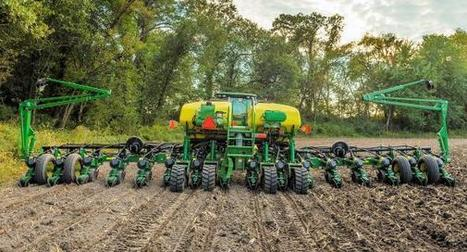Planter tracks gaining popularity | Ag app | Scoop.it