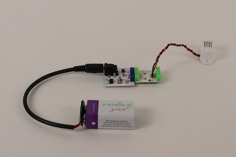 littleBits > an open source library of electronic modules | procomun | Scoop.it