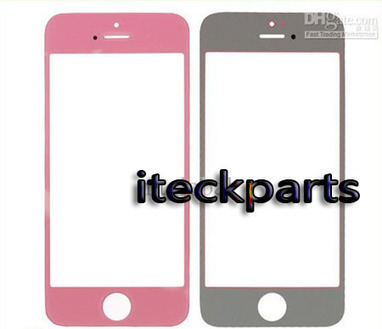 OEM/Genuine iPhone 5 Outer Screen Glass Replacement With Tools - Pink | iteckparts hot gadgets | Scoop.it