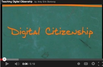 5 Excellent Videos to Teach Your Students about Digital Citizenship   k-2 technology   Scoop.it