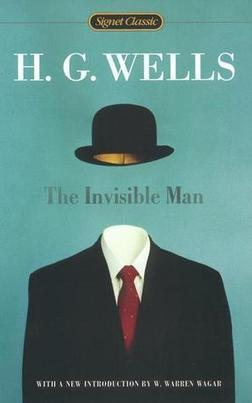 Book Review: The Invisible Man by H.G. Wells   Books: A true story   Arts & Entertainment   Scoop.it