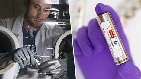 Lancement d'une batterie «révolutionnaire» en France | Sciences & Technology | Scoop.it