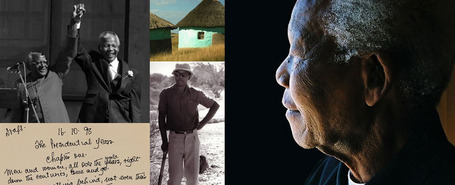 Nelson Mandela Centre of Memory Nelson Mandela's archive online – Cultural Institute | Antiques & Vintage Collectibles | Scoop.it