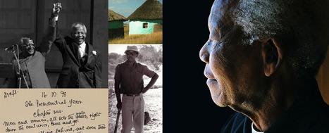 Nelson Mandela Centre of Memory Nelson Mandela's archive online – Cultural Institute   Antiques & Vintage Collectibles   Scoop.it