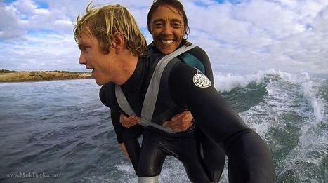 Surfen met Duct Tape - De Standaard   Rolstoel   Scoop.it