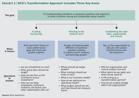 The New CEO's Guide to Transformation | LeadershipABC | Scoop.it