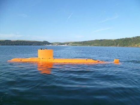 BMT Collaborates To Deliver A Maritime Sea Range To Test Unmanned Craft | Tech innovation | Scoop.it