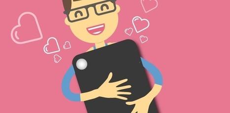 Las mejores aplicaciones de San Valentín en tu iPhone | Educacion, ecologia y TIC | Scoop.it