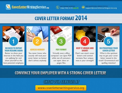 Cover Letter Format 2014 | cover letter format 2014 | Scoop.it