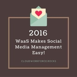 Workforce-As-A-Service Social Media Management Is Efficient | Nothing But News | Scoop.it