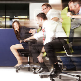 11 Easy Ways to Make Work Fun | @iSchoolLeader Magazine | Scoop.it