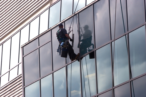 High-Rise Window Cleaning | Window Cleaning Services | Scoop.it