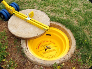 Man hole Barriers, Lid Lifter & Lifting Keys | Sewer Manhole in Australia | Scoop.it