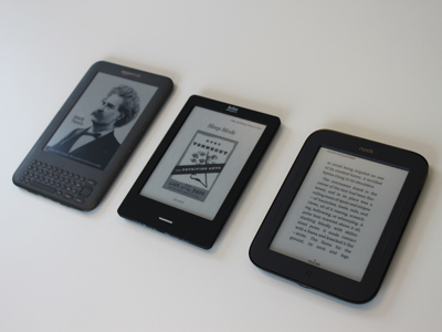 Can The Kindle Be Dethroned? Here's Our Ultimate E-Reader Showdown | The Funnily Enough | Scoop.it