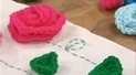 Utilisima | Vídeos | Amohadón con flores | Teje-Lola | Scoop.it