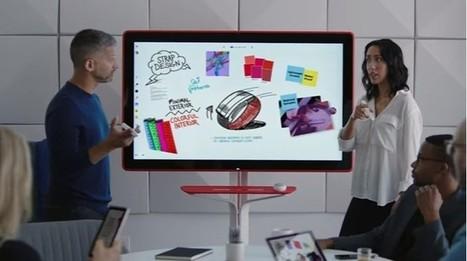 Google presenta Jamboard, su concepto de pizarra digital colaborativa conectada a la nube | Educacion, ecologia y TIC | Scoop.it