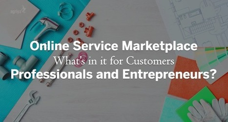 Online service marketplace - What's in it for customers, professionals and entrepreneurs? | Thumbtack clone and Taskrabbit clone script, clones script | Scoop.it