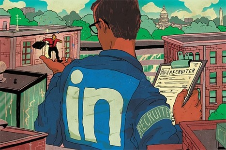 How LinkedIn has changed the way you might get your next job | Information Science | Scoop.it