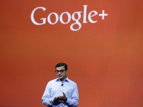 Google is breaking up its struggling social network Google+ | Infography 2.0 | Scoop.it