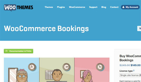 Hsin Tan: WooCommerce Bookings v1.0.0 Download | Download Free Nulled WP Themes & Plugins | Scoop.it