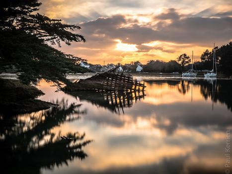 photo en Finistère, Bretagne et...: à Porz an Halen à Trégunc (9 photos) | photo en Bretagne - Finistère | Scoop.it