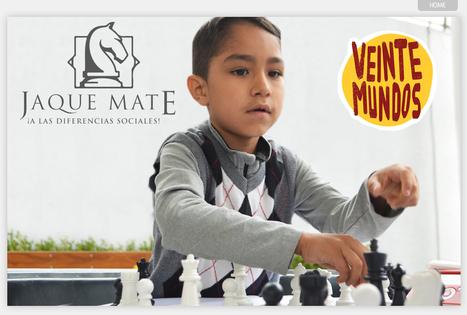 Escuela Nacional de Ajedrez, México | VeinteMundos Magazines | Las TIC en el aula de ELE | Scoop.it