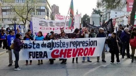 "Iglesia neuquina a dos años de Chevron-YPF: ""Callar significa ser cómplices"" | OPSUR | No Al Fracking | Scoop.it"