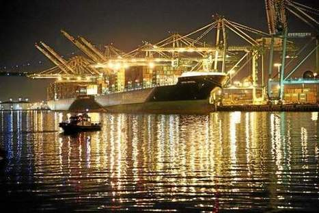 Can plasma bulbs solve light pollution problem at ports? | Light & Science | Scoop.it