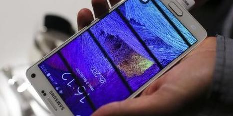 Samsung : gros trou d'air dans les smartphones | Marketing digital | Scoop.it