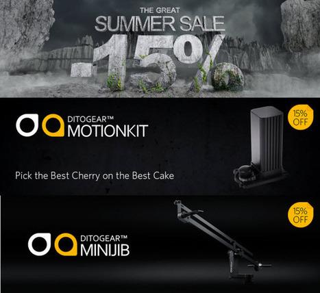 DitoGear™ Summer Sale | Online Marketing | Scoop.it