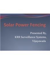Solar Fencing | Solar Fencing | KRR Surveillance | Scoop.it