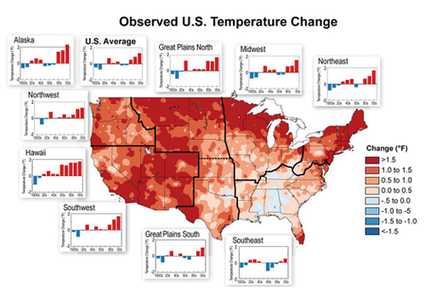 Federal Scientists Detail Stronger Evidence of Global Warming in National Climate Assessment | EcoWatch | Scoop.it