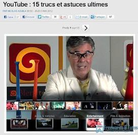 Le site du jour : 15 trucs et astuces pour mieux utiliser YouTube | So What ? | Scoop.it