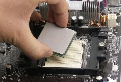Hardware para novatos: ¿qué es y cómo funciona el CPU o procesador? | tecno4 | Scoop.it